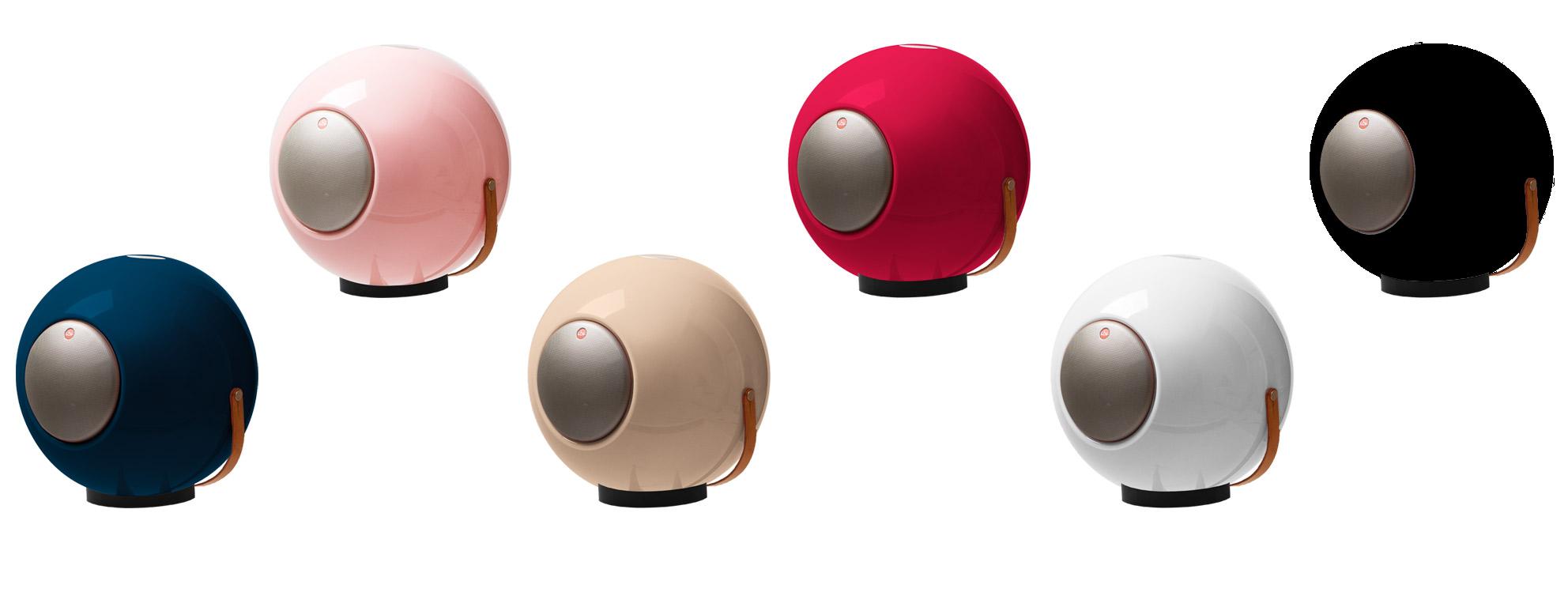 ub+ speaker colors